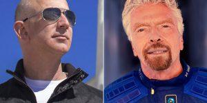 Trực tiếp: Richard Branson sẽ lên vũ trụ trước Jeff Bezos?