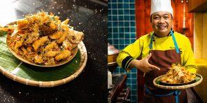 Bếp nhà cùng LUXUO (Kỳ 1): Cá diêu hồng rang muối