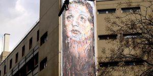 Hom Nguyen tôn vinh Edith Piaf bằng bức chân dung xuất thần