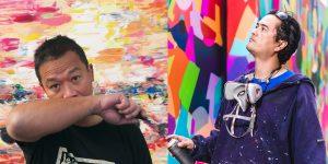 Cyril Kongo & Hom Nguyen giới thiệu những tác phẩm nghệ thuật tại Việt Nam