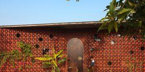 Maison A: Ký ức gia đình in sâu trong từng vật liệu kiến trúc