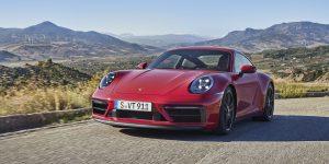 Porsche 911 GTS mới: Bản nâng cấp sáng giá của dòng xe thể thao kinh điển