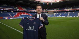 Messi, Dior và ngày đầu rạng rỡ tại câu lạc bộ mới