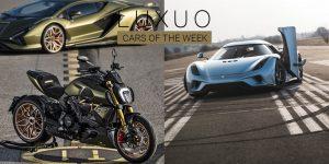 LUXUO Cars of the Week: Làng siêu xe Việt dần trở nên nhộn nhịp trở lại