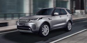 Land Rover Discovery 2022: Đại diện đáng gờm trong phân khúc SUV hạng sang