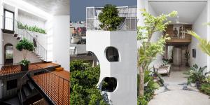 8 concept nhà ở thành thị mang năng lượng an lành và yên tĩnh