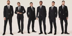 Dior Men nâng cấp tủ đồ cầu thủ Paris Saint-Germain